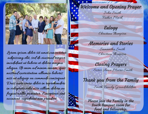 patriotic thank you cards Inside